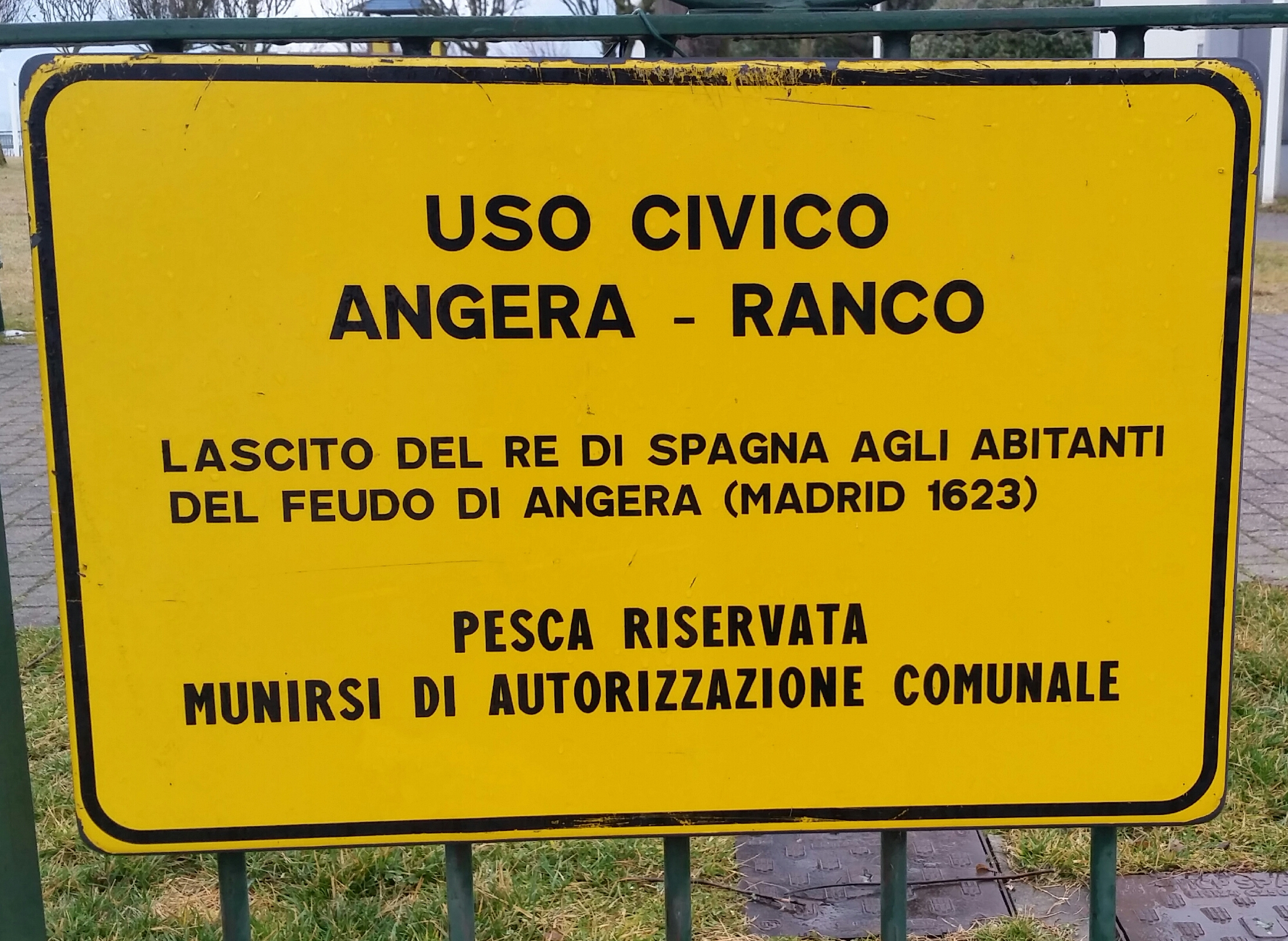 Uso civico di Ranco - Angera
