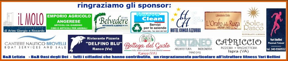 sponsor Ranco Fitness Park